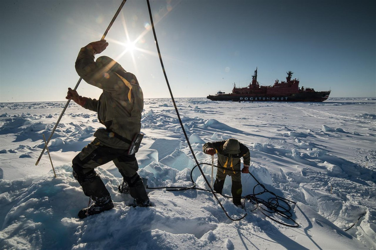 проклеена мотор фотографии русские исследователи арктики теплее оленям