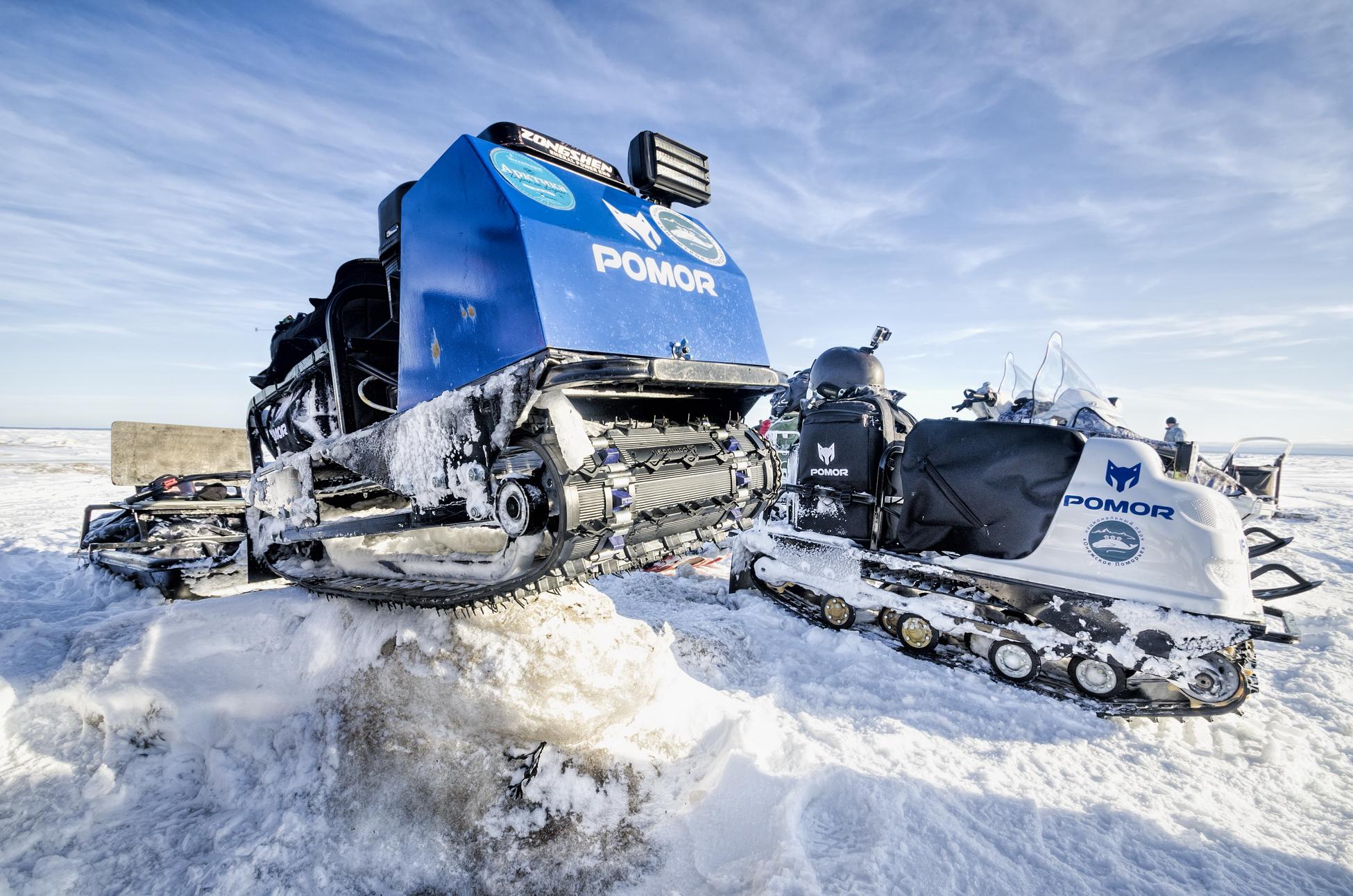 Создание техники для Арктики должны взять на себя государство и бизнес