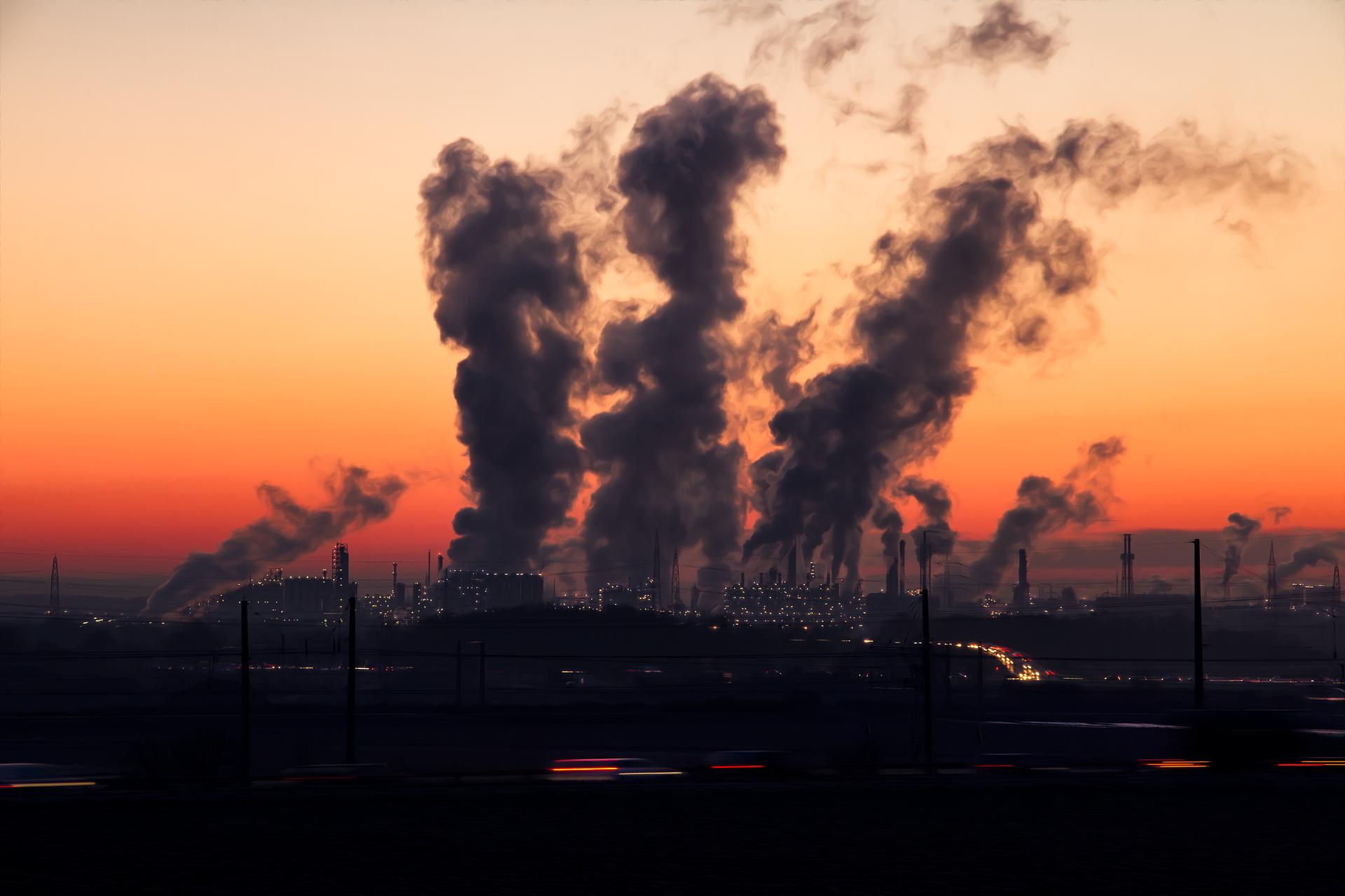 Картинка экология загрязнение
