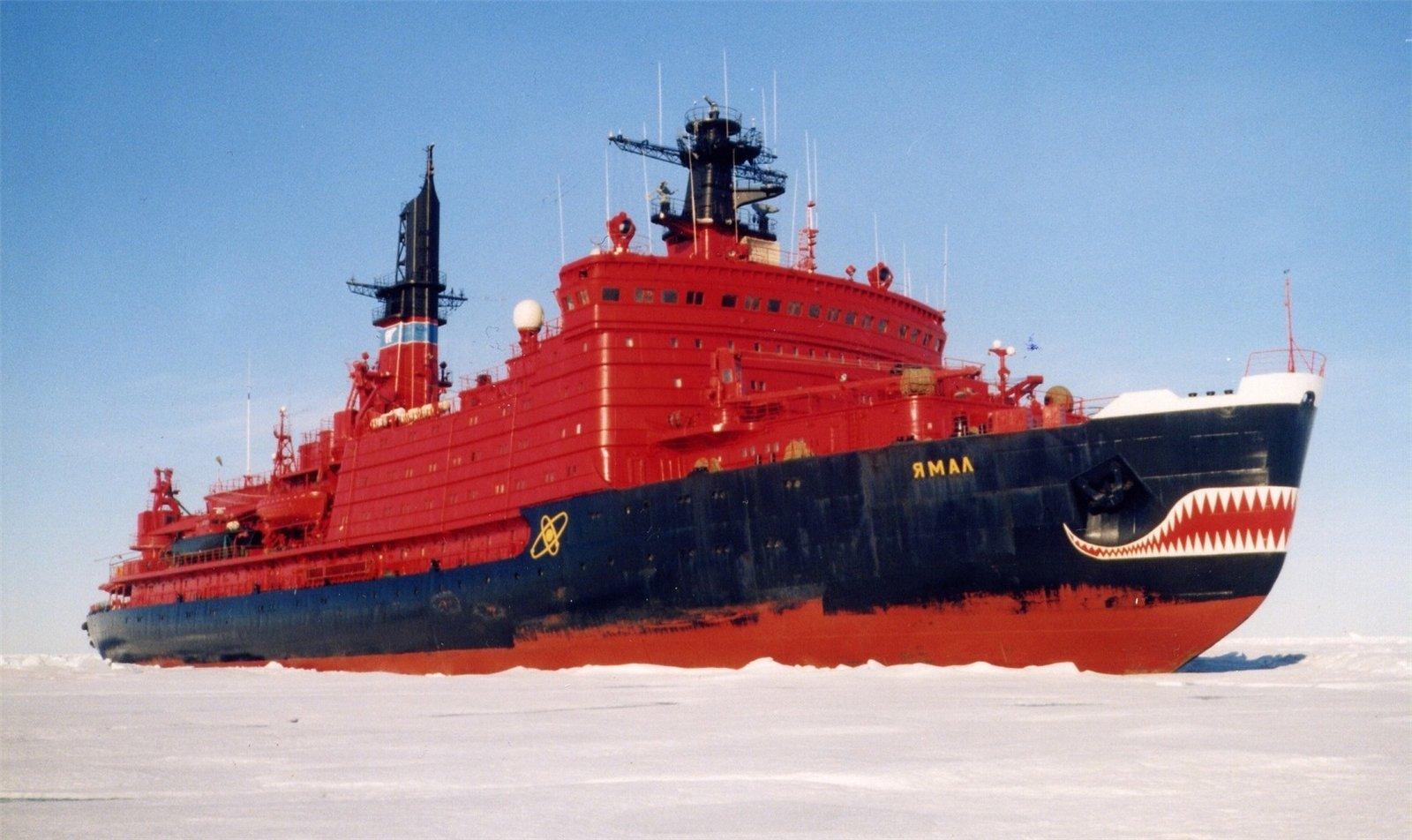 ямал корабль фото дома