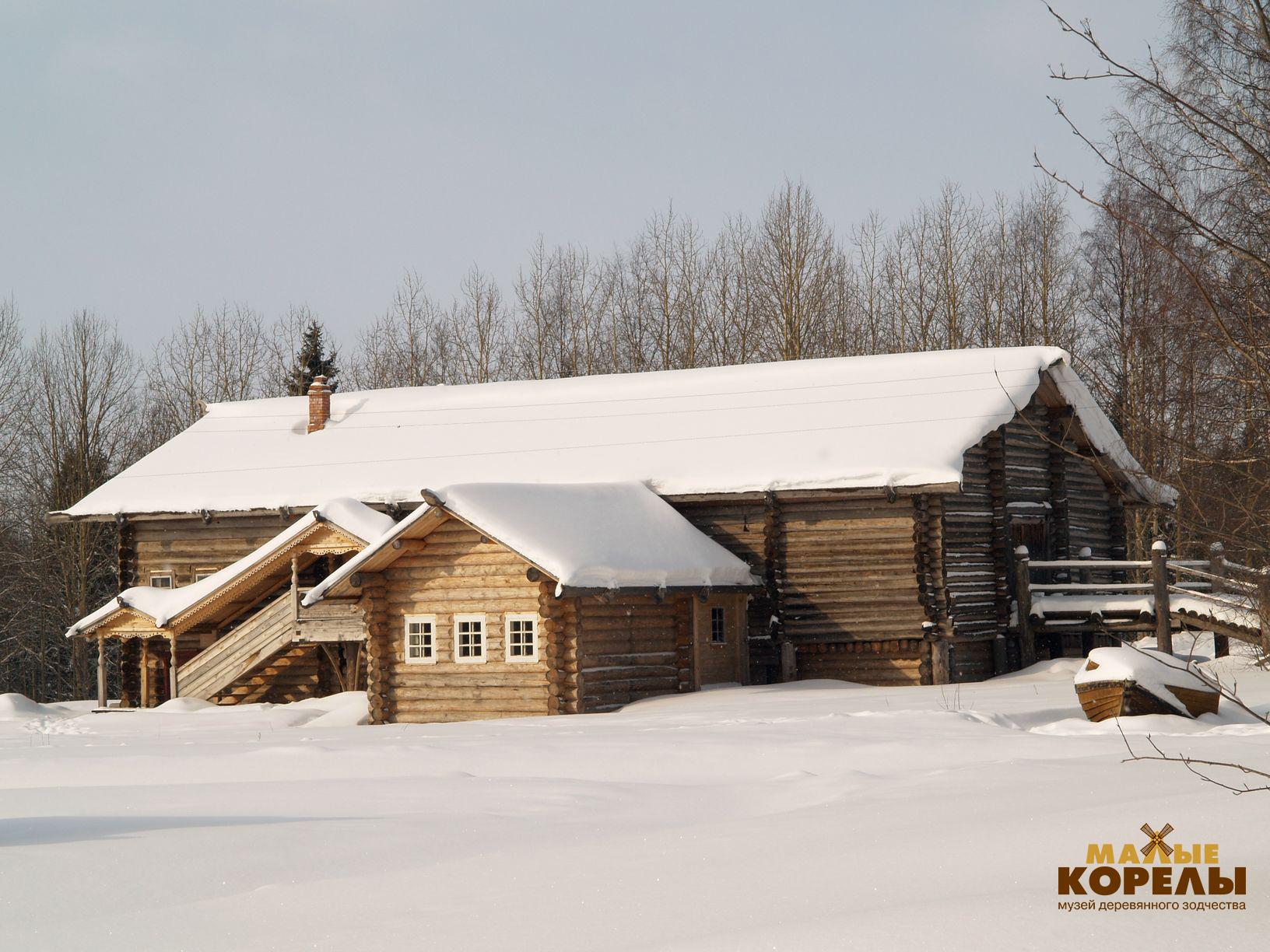 Сохранение тепла в крестьянском доме — Жить!