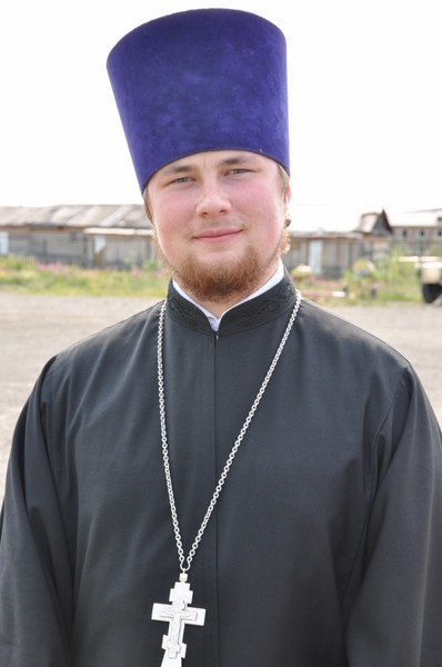 Иерей Александр Воронов