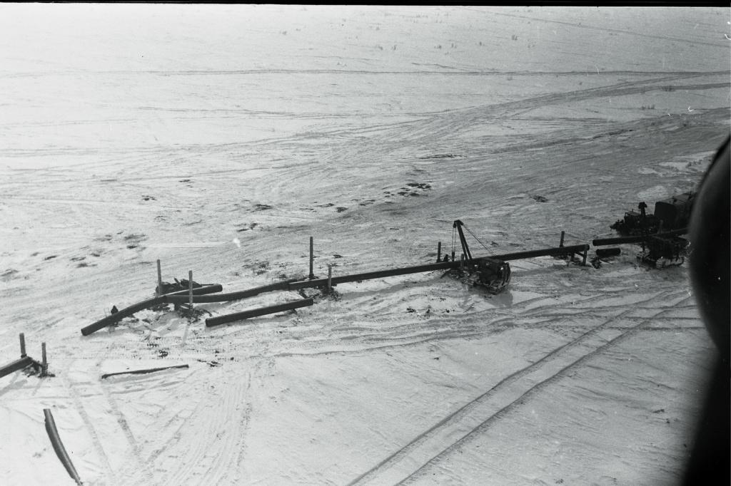 Как спасали Норильск в 1979 от дикого мороза и аварии ТЭЦ