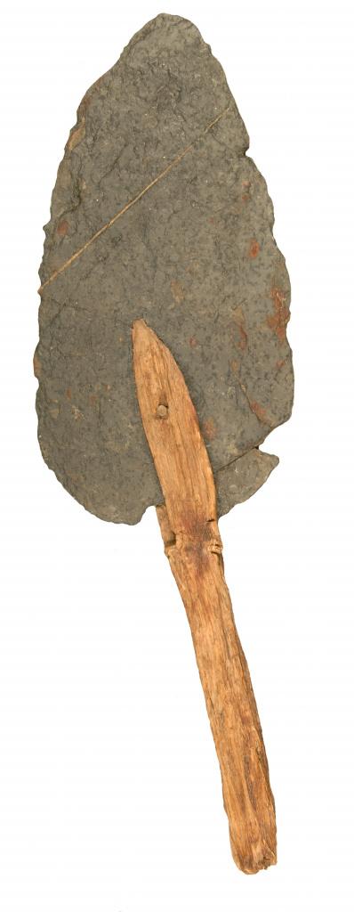 Лезвие листовой формы